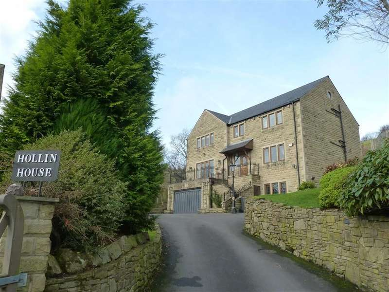 6 Bedrooms Property for sale in Low Grove Lane, Greenfield, SADDLEWORTH, OL3