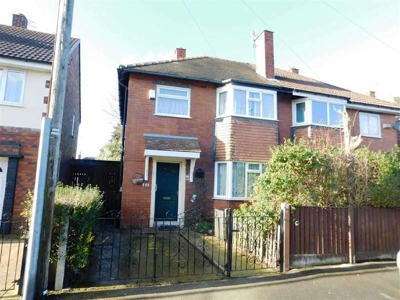 3 Bedrooms Property for sale in Astbury Crescent, Stockport, Stockport