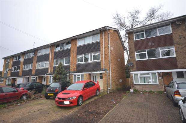 3 Bedrooms Terraced House for sale in The Cloisters, Frimley, Camberley
