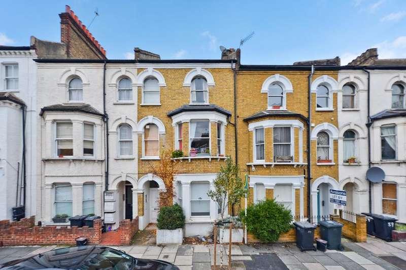 2 Bedrooms Flat for sale in Heyford Avenue, London SW8