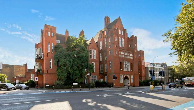 2 Bedrooms Flat for sale in Belgrave House, Clapham road, London SW9