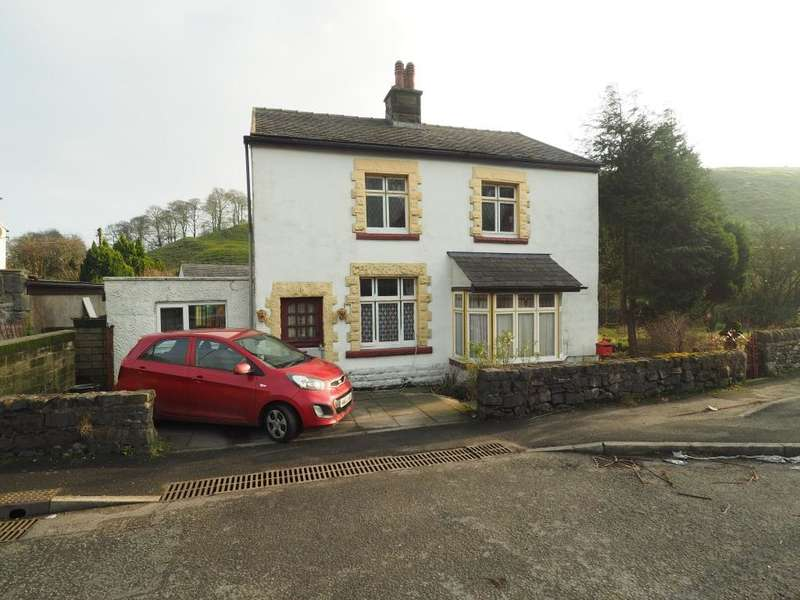 3 Bedrooms Detached House for sale in Barmour Clough, Nr Chapel-en-le-Frith, High Peak, Derbyshire, SK17 8EZ