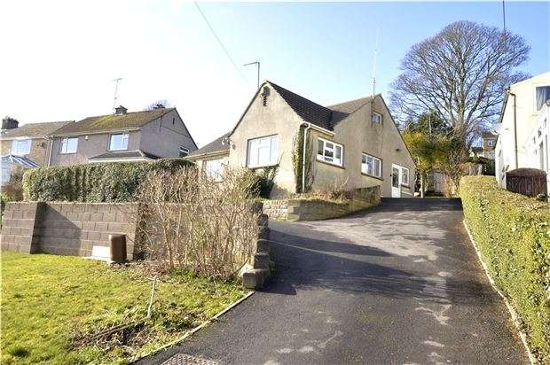 4 Bedrooms Detached Bungalow for sale in Lower Kitesnest, Whiteshill, Gloucestershire, GL6 6BL