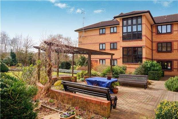 2 Bedrooms Flat for sale in Avonlea Court, Cloverdale Drive, Longwell Green, BS30 9UT