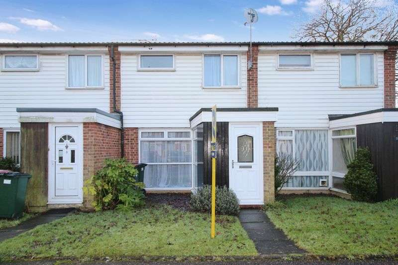 3 Bedrooms Terraced House for sale in Ash Keys, Crawley