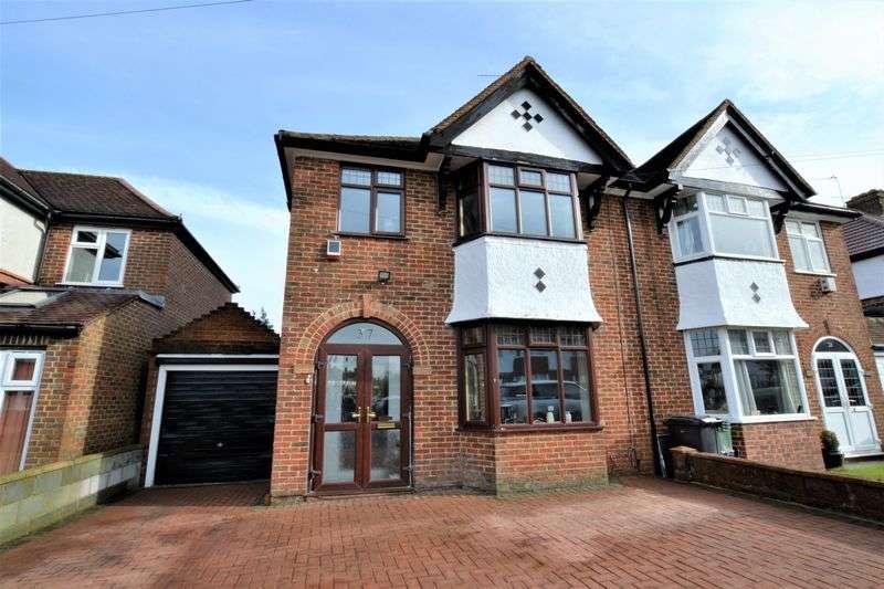 3 Bedrooms Semi Detached House for sale in Ellesmere Drive, Sanderstead