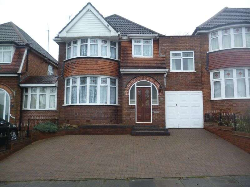 4 Bedrooms Detached House for sale in Eden Hall Rd, Quinton B32 - Extended Four Bedroom Link detached