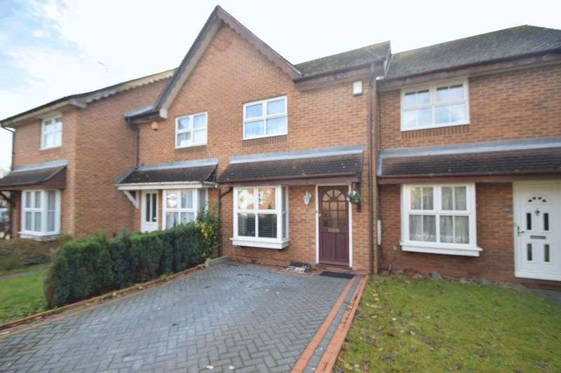 2 Bedrooms Terraced House for sale in Balmore Wood, Luton