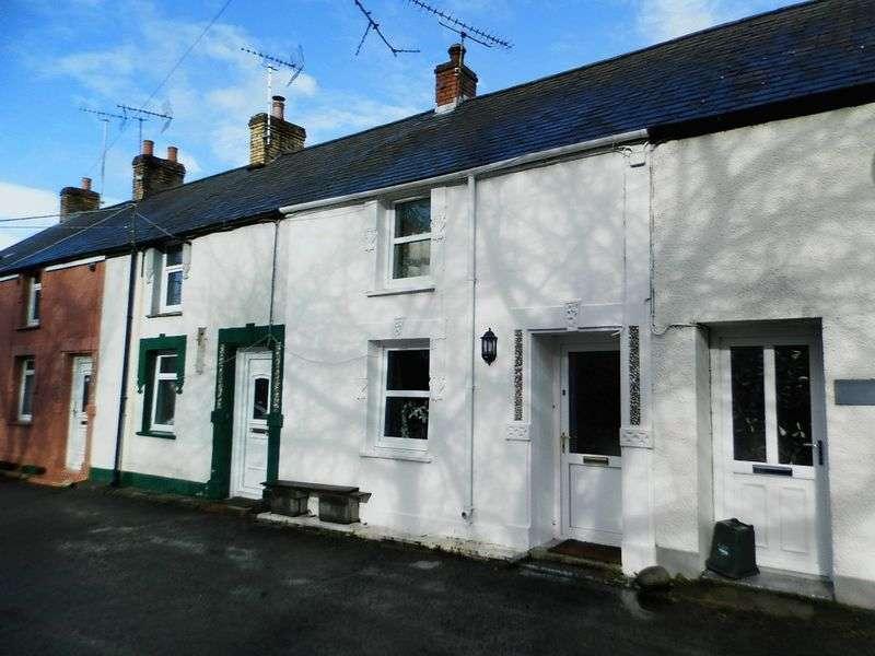 2 Bedrooms Terraced House for sale in Teifi Terrace, Newcastle Emlyn