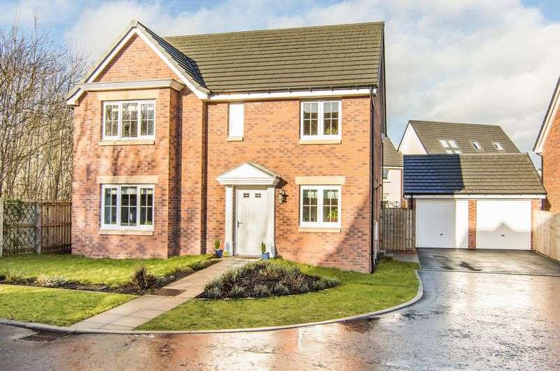 4 Bedrooms Detached House for sale in 6 Maude Park, Kirkliston, Edinburgh, EH29 9FG