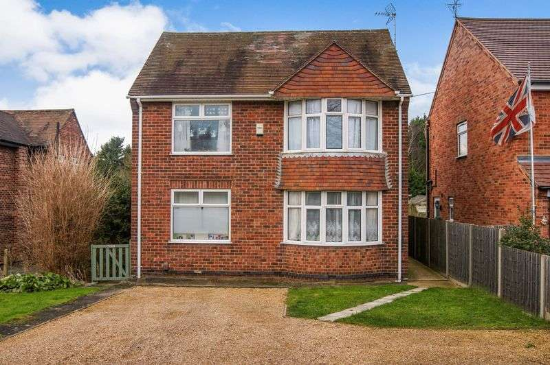 3 Bedrooms Detached House for sale in Harlaxton Road, Grantham