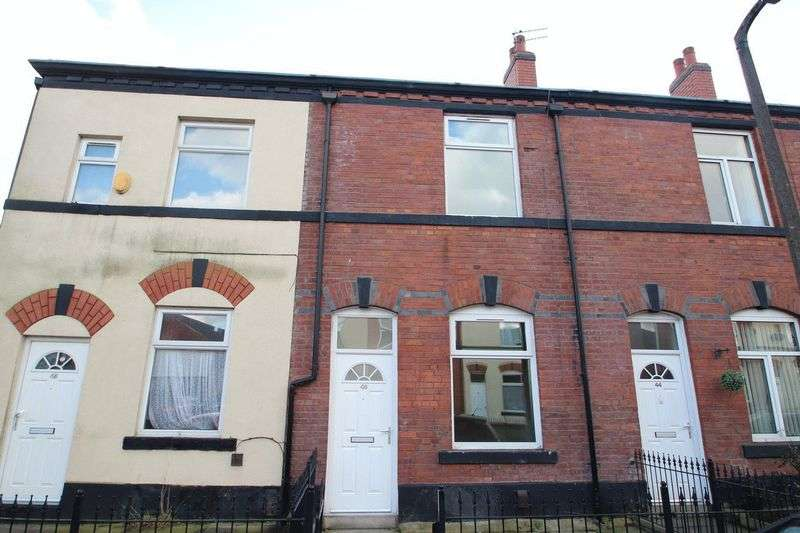 2 Bedrooms Terraced House for sale in Nuttall Street, Bury BL9 7EW