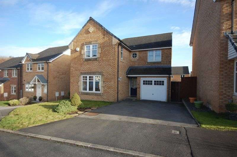 4 Bedrooms Detached House for sale in Swift Bank, Glossop