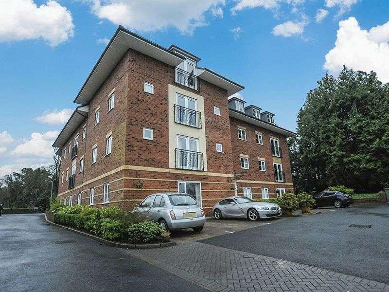 2 Bedrooms Flat for sale in Pedmore Mews, Worcester Lane, Pedmore, Stourbridge