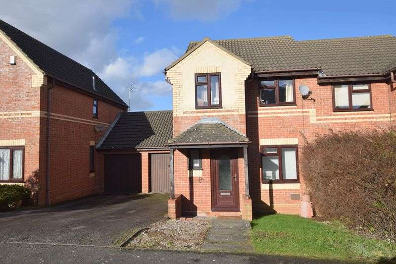 3 Bedrooms Semi Detached House for sale in Sweetlands Corner, Kents Hill, Milton Keynes