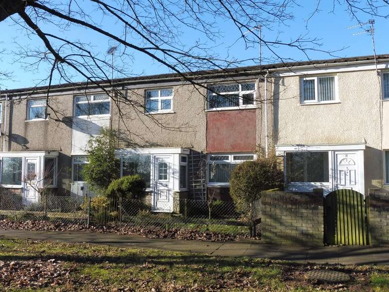 3 Bedrooms Terraced House for sale in Bryn Y Nant, Llanedeyrn, Cardiff