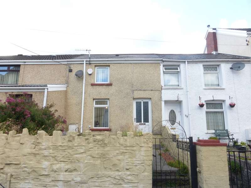 2 Bedrooms Terraced House for sale in High Street, Nantyffyllon, Maesteg