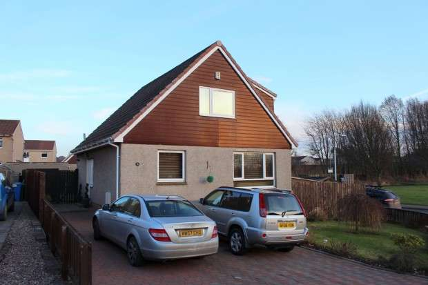 4 Bedrooms Detached House for sale in Windmill Knowe, Crossgates, Cowdenbeath, KY4