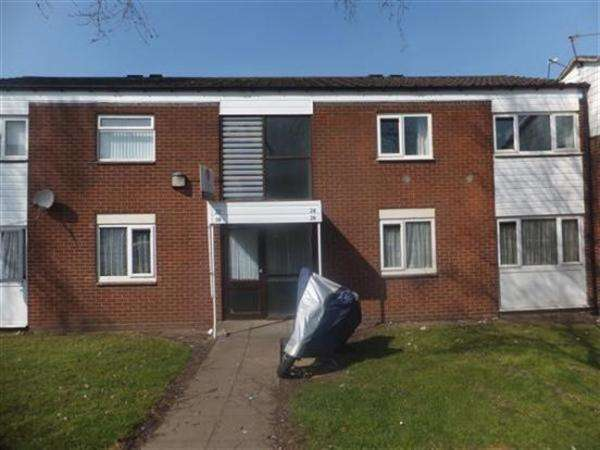 1 Bedroom Apartment Flat for sale in Lenton Croft, South Yardley, Birmingham