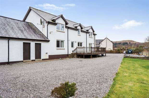4 Bedrooms Detached House for sale in Kilmore, Oban, Argyll and Bute