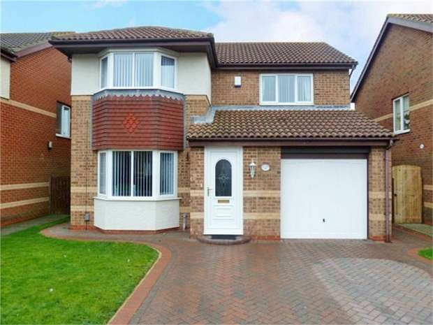 4 Bedrooms Detached House for sale in The Links, Seaton Carew, Hartlepool, Durham