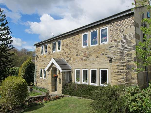 3 Bedrooms Cottage House for sale in Netheroyd Hill Road, Fixby, HUDDERSFIELD, West Yorkshire