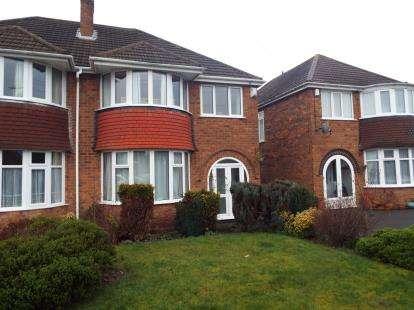 3 Bedrooms House for sale in Sheldon Grove, Birmingham, West Midlands