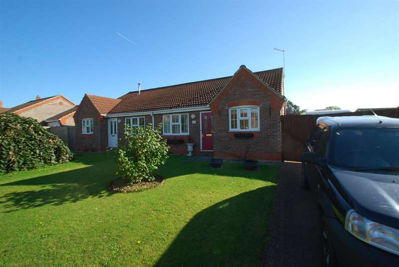2 Bedrooms Bungalow for sale in Mill Close, Wainfleet
