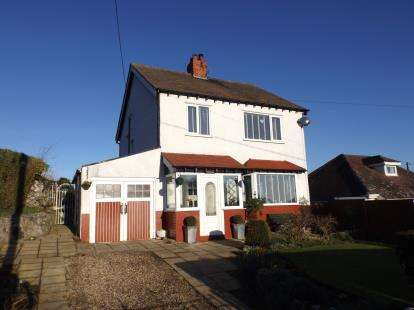 3 Bedrooms Detached House for sale in Pentregwyddel Road, Llysfaen, Colwyn Bay, Conwy, LL29