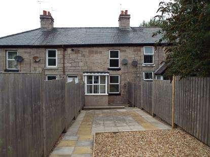 2 Bedrooms Terraced House for sale in Pentregwyddel Terrace, Llysfaen, Colwyn Bay, Conwy, LL29