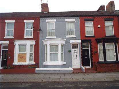 3 Bedrooms Terraced House for sale in Romer Road, Liverpool, Merseyside, L6