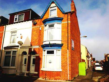 3 Bedrooms End Of Terrace House for sale in Victoria Road, Middlesbrough