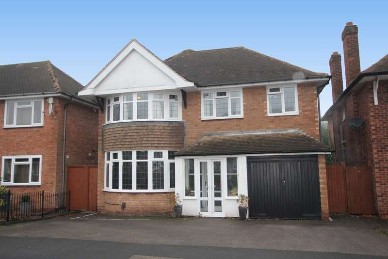5 Bedrooms Detached House for sale in Marchmount Road, Wylde Green,Sutton Coldfield. B72 1EE