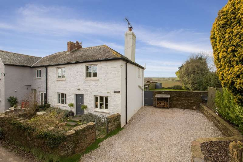 3 Bedrooms Cottage House for sale in Sherford, Kingsbridge