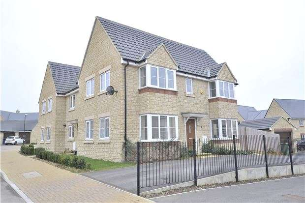 3 Bedrooms End Of Terrace House for sale in Bowood Drive, Brockworth, Gloucester, GL3 4UN