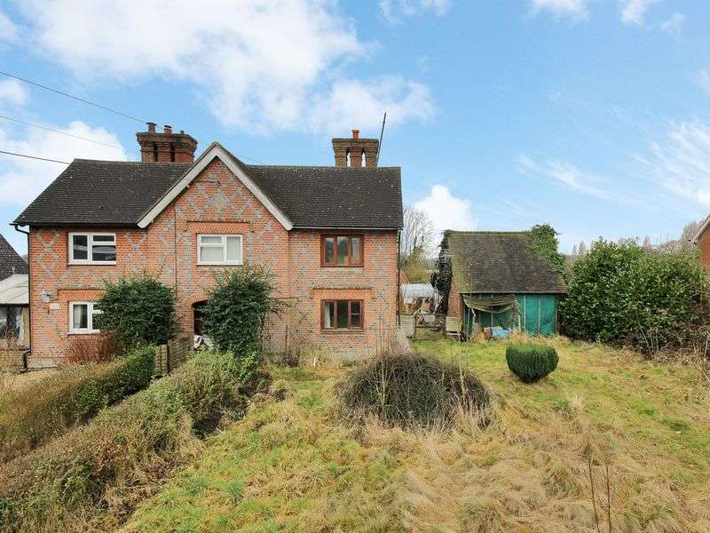 2 Bedrooms Semi Detached House for sale in Isfield, East Sussex