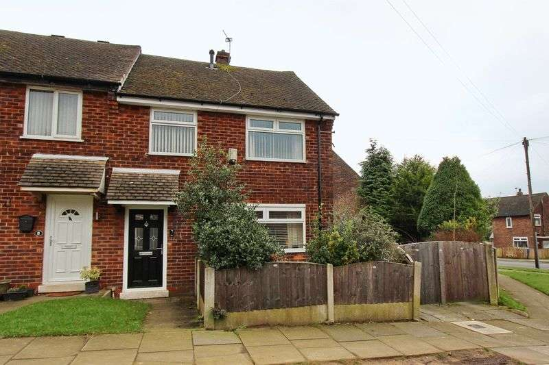 3 Bedrooms Terraced House for sale in Malton Avenue, Whitefield, Manchester