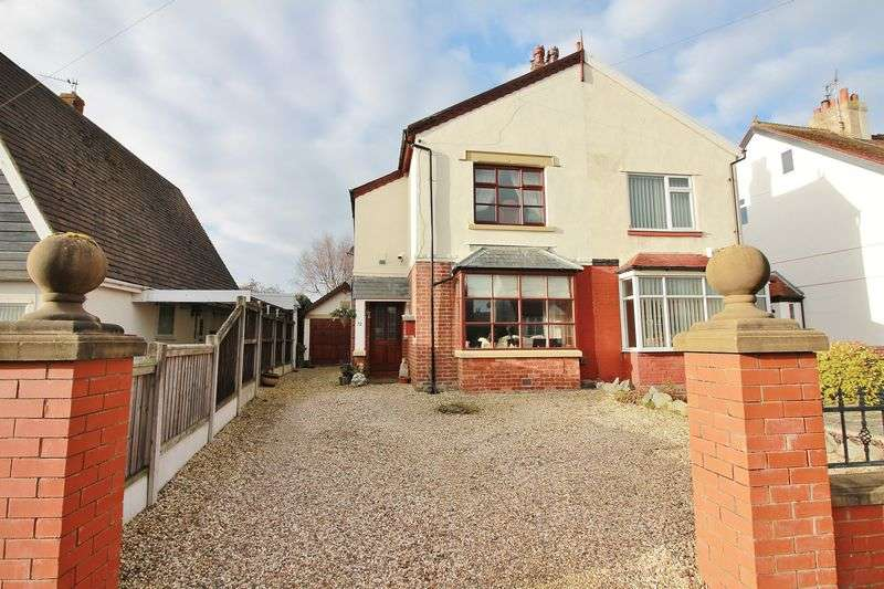 3 Bedrooms Semi Detached House for sale in 52 Marsh Road, Thornton-Cleveleys, FY5 2SF