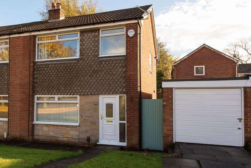 3 Bedrooms Semi Detached House for sale in Ellesmere Road, Morris Green, Bolton, Lancashire.