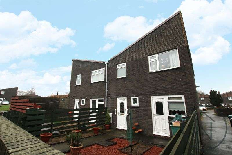 3 Bedrooms Semi Detached House for sale in Brockett Close, Newton Aycliffe