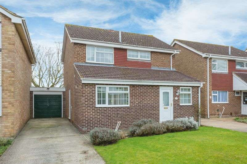 3 Bedrooms Detached House for sale in Fairfield Close, Wantage