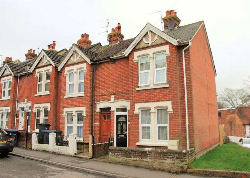 3 Bedrooms Semi Detached House for sale in Harnham Road, Harnham, Salisbury