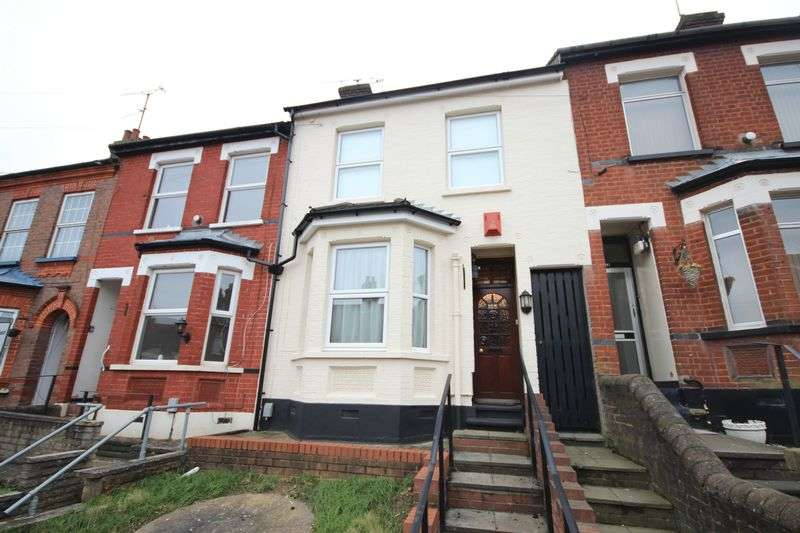 4 Bedrooms Terraced House for sale in Ashton Road, Luton