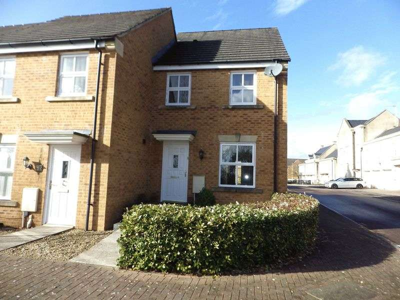 2 Bedrooms Terraced House for sale in Parnell Road, Stoke Park