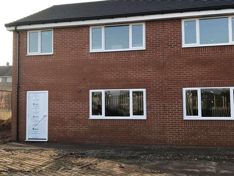 3 Bedrooms Semi Detached House for sale in Honeysuckle Gardens, Barnsley