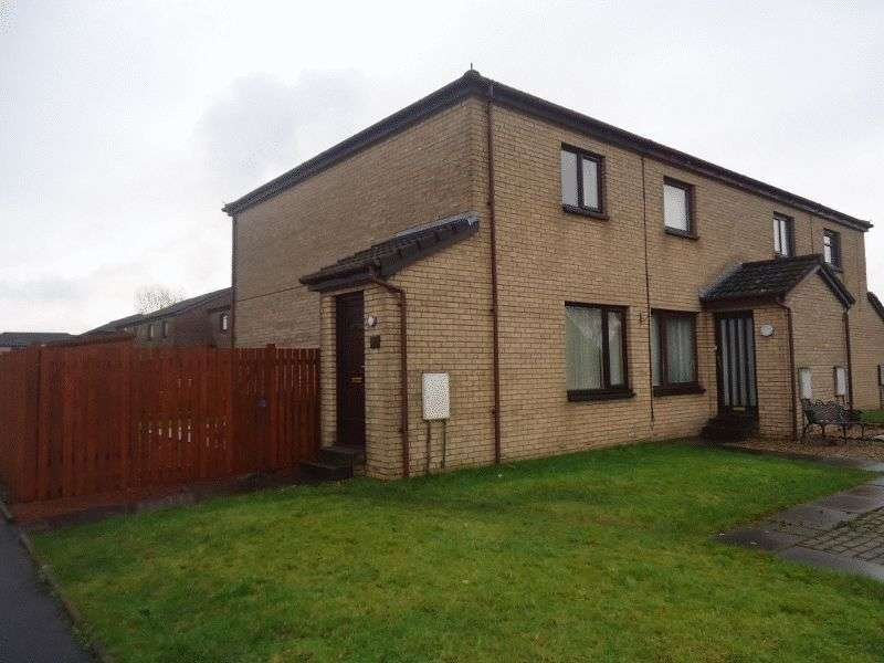 2 Bedrooms Semi Detached House for sale in Caledonian Road, Alloa