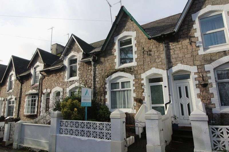 3 Bedrooms Terraced House for sale in Ellacombe Road, Torquay