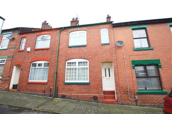 2 Bedrooms Terraced House for sale in Wadham Street, Penkhull, Stoke-On-Trent