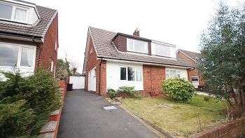 3 Bedrooms Semi Detached House for sale in Horning Crescent, Burnley, BB10