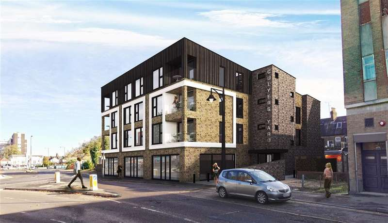 2 Bedrooms Apartment Flat for sale in William Hunter Way, Brentwood, Essex